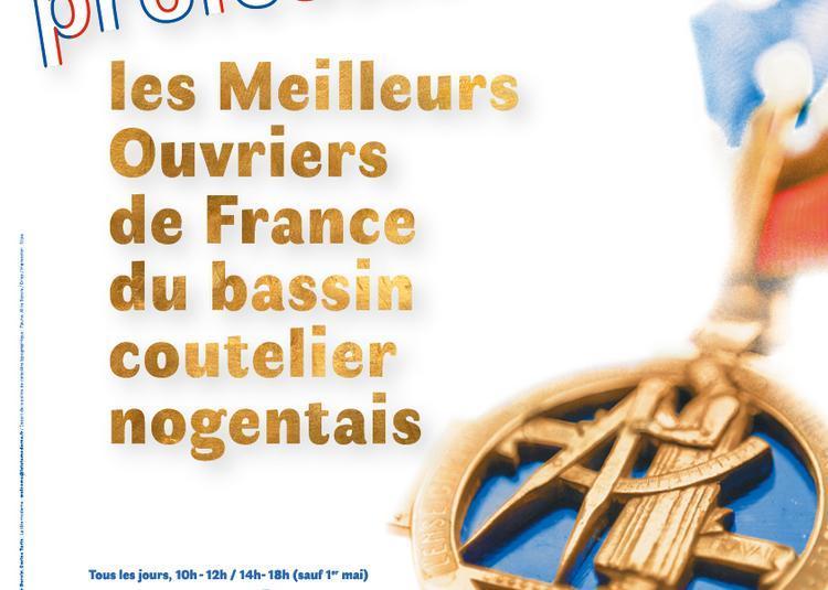 Exposition temporaire  « L'excellence professionnelle : les Meilleurs  Ouvriers de France du bassin coutelier nogentais » à Nogent