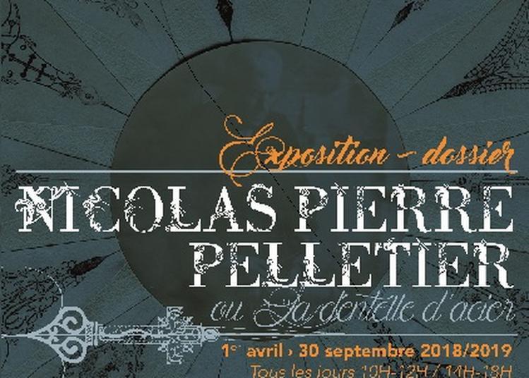 Exposition temporaire Nicolas Pierre Pelletier ou la dentelle d'acier à Nogent