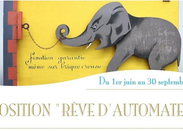 Exposition Temporaire Rêve D'automates à Falaise