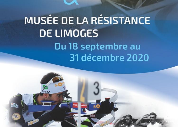 Exposition Temporaire Sports, Mémoire & Défense à Limoges