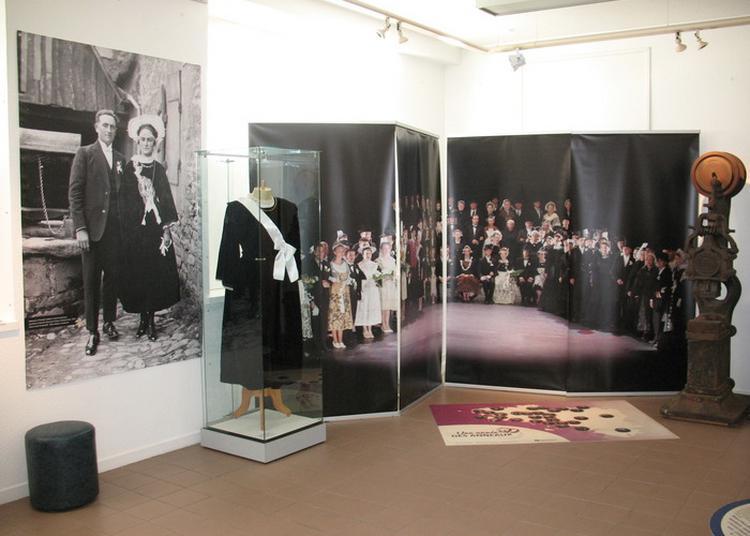 Exposition Temporaire Une Année, Des Anneaux De La Confédération Bretonne Kendalc'h à Inzinzac Lochrist