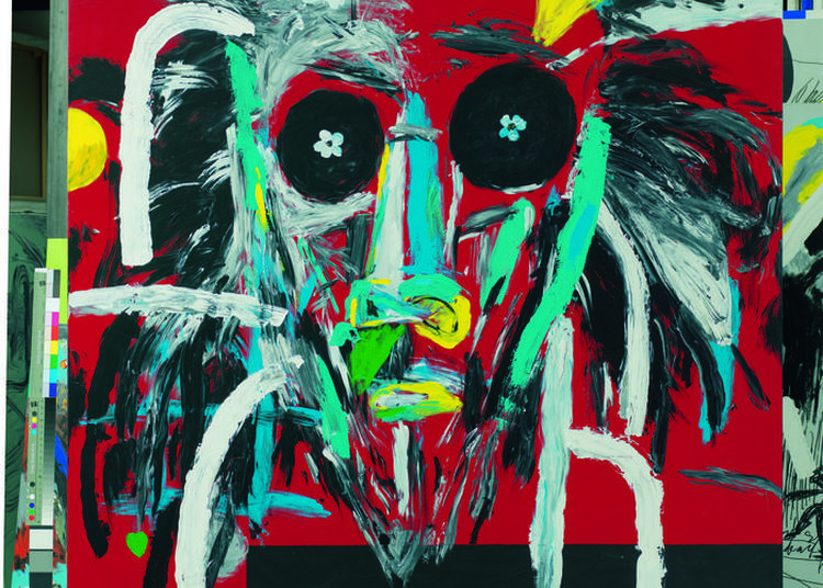 Exposition To Be Or Not To Be Aki Kuroda à Avignon