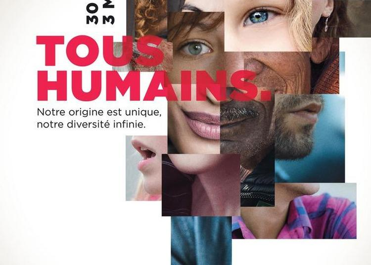 Exposition Tous Humains à Poitiers