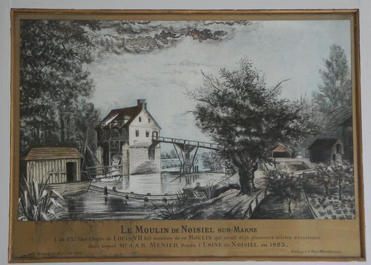 Exposition Un Village En Bord De Marne à Noisiel