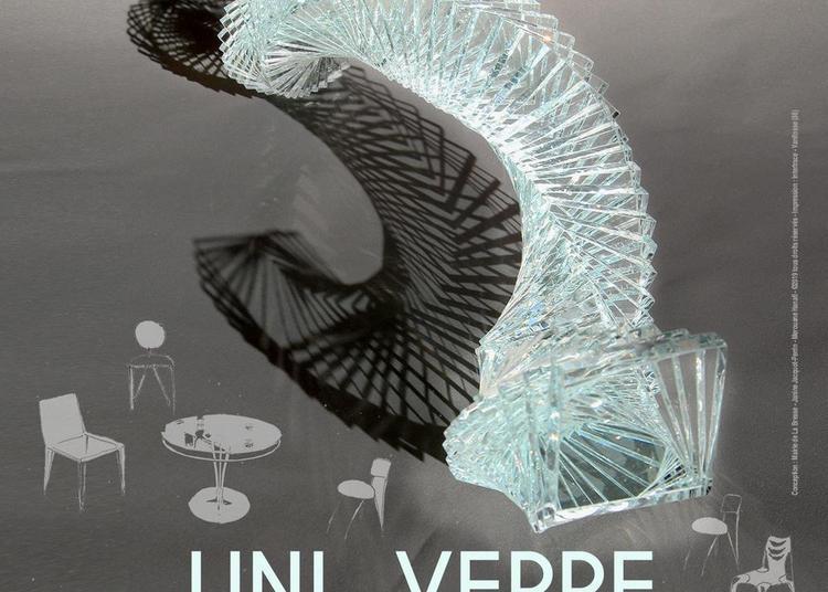 Exposition Uni Verre de Janine Jacquot-Perrin et Merouane Hanafi à La Bresse
