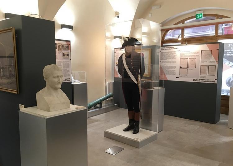 Exposition  Valence Ville Militaire, Sur Les Pas De Bonaparte