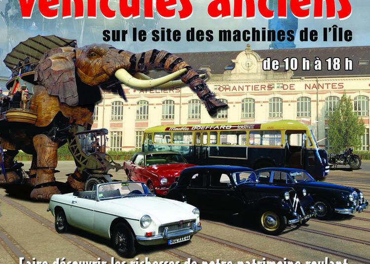 Exposition Véhicules Anciens à Nantes