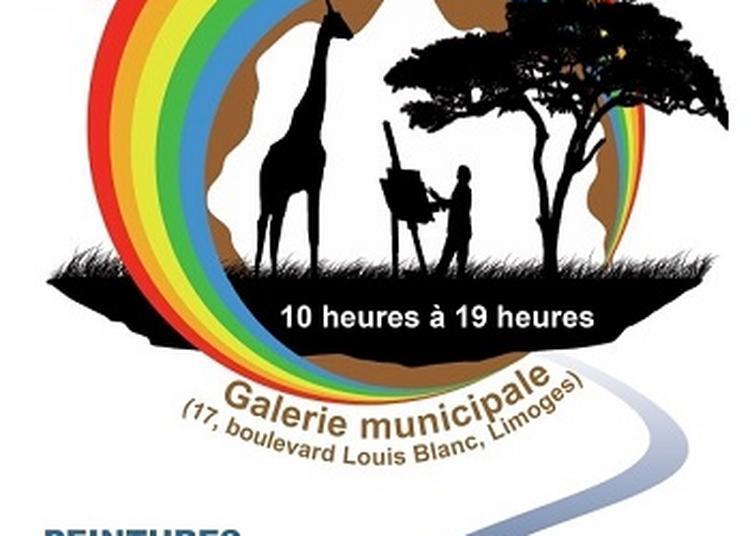 Exposition-Vente Artisanat Africain à Limoges