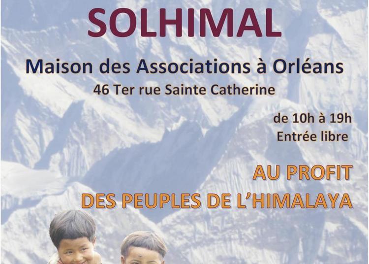 Exposition-vente d'artisanat Himalayen à Orléans