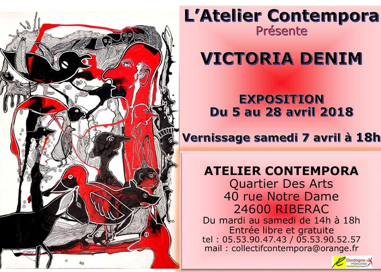 Exposition Victoria Denim à Riberac
