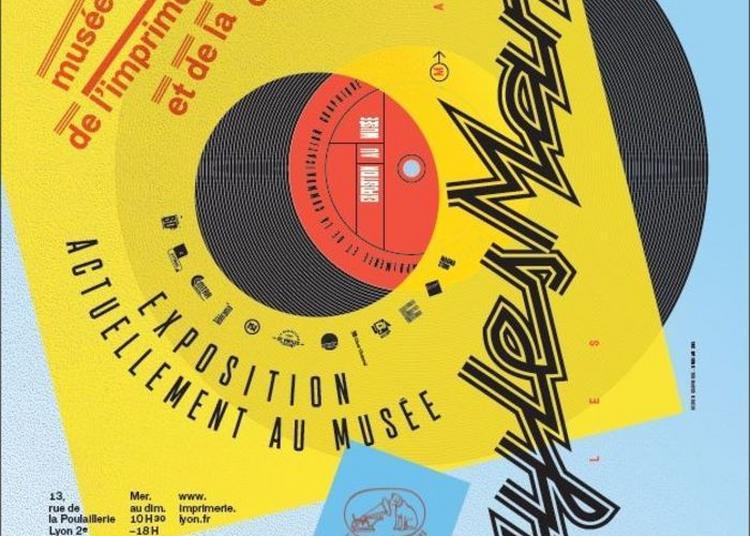 Exposition Vinylesmania à Lyon