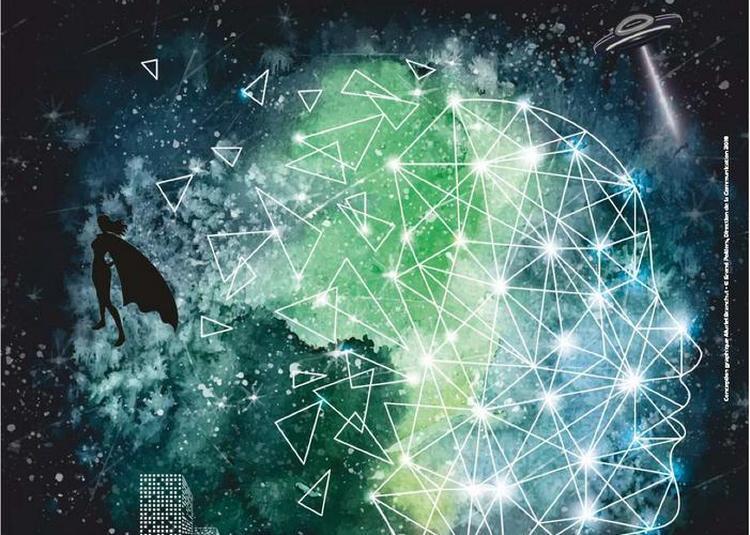 Exposition : Vitropolis, Quand Le Vitrail S'empare De La Bande Dessinée Et De La Science-fiction ! à Curzay sur Vonne