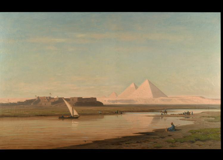 Exposition : Voyages En Egypte à Caen
