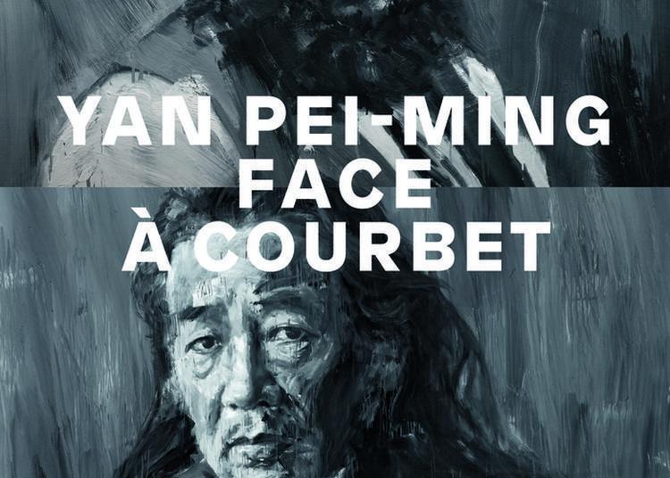 Exposition Yan Pei-ming Face à Courbet à Ornans
