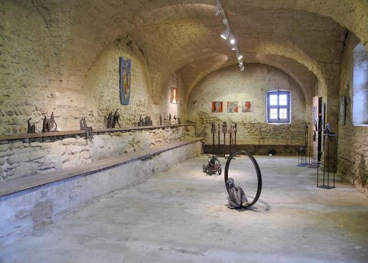 Expositions Artistiques Temporaires à Saint Bonnet de Chavagne