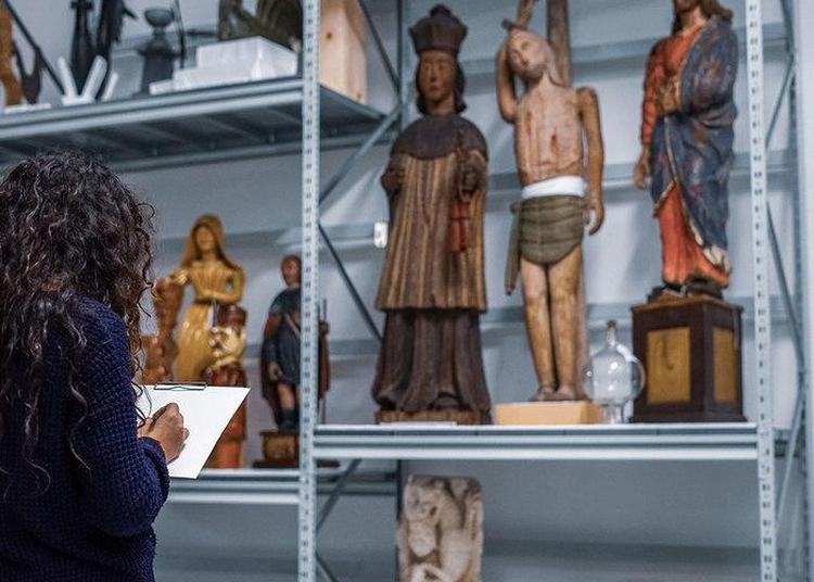 Expositions, Ateliers Et Visites Dans Les Réserves Du Mucem (ccr) à Marseille