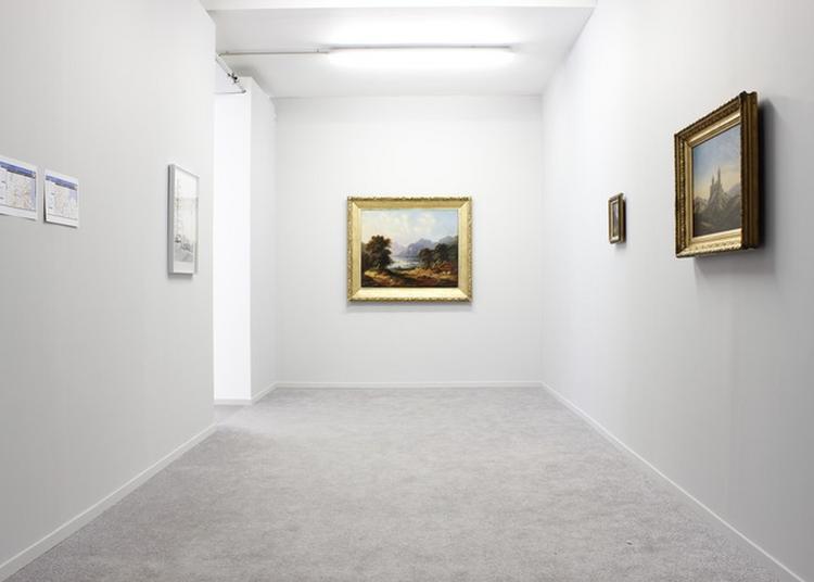 Expositions Julien Berthier, Vincent Ganivet, Stéphane Thidet, Mathias Schweizer à Le Havre
