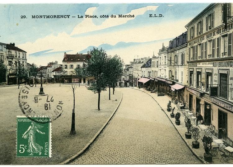 Le Patrimoine Se Dévoile à Montmorency