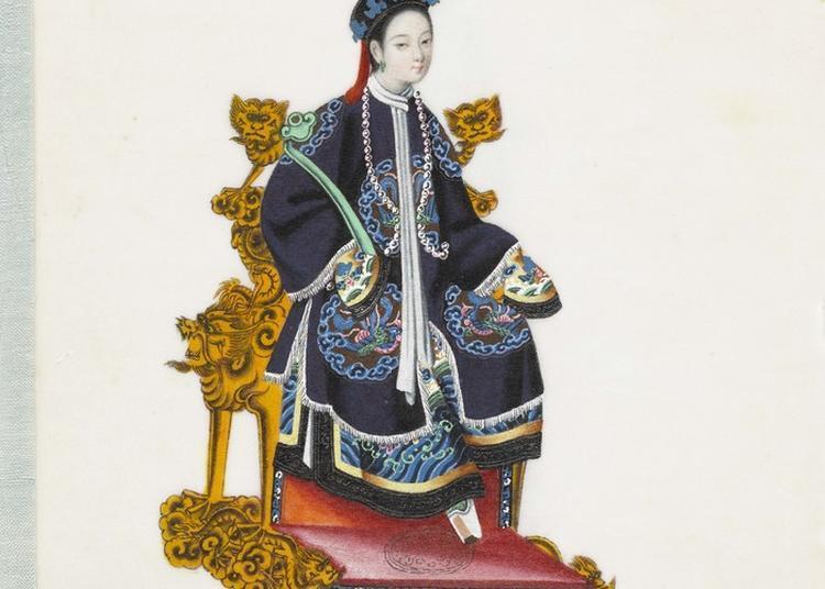 Expositon : La Chine Dans Les Collections De La Bibliothèque Patrimoniale De Rouen