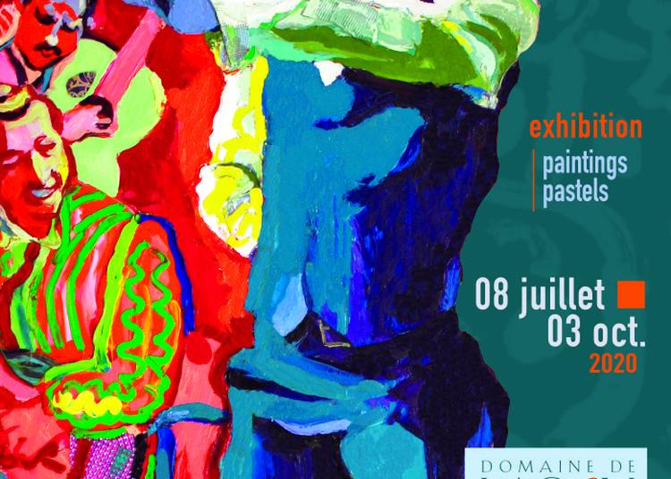Exposition Gordon Seward à Saint Remy de Provence