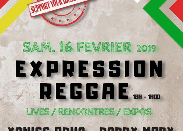 Expression Reggae à Le Blanc Mesnil