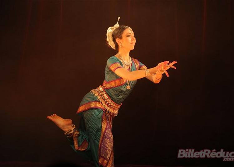 Exquises Bêtises Du Dieu Krishna / Danse Odissi à Paris 13ème