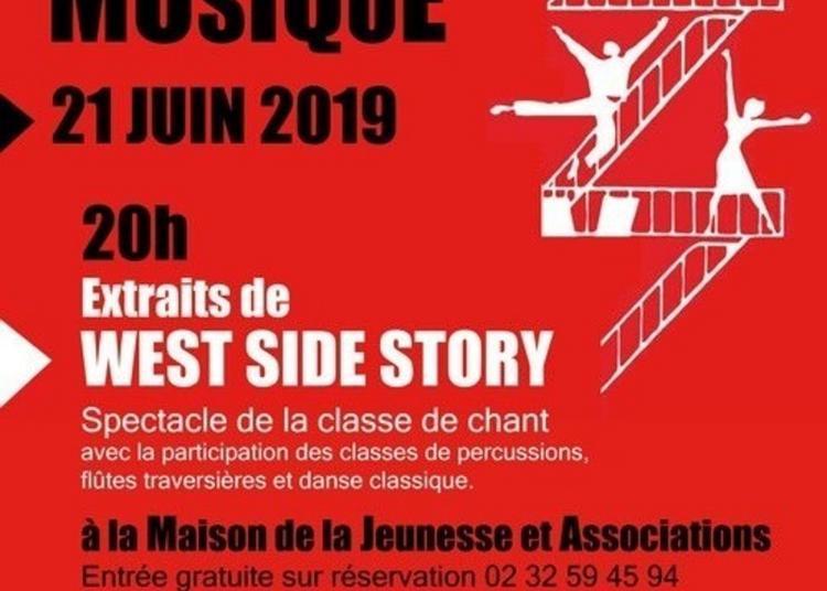Extraits De West Side Story à Val de Reuil
