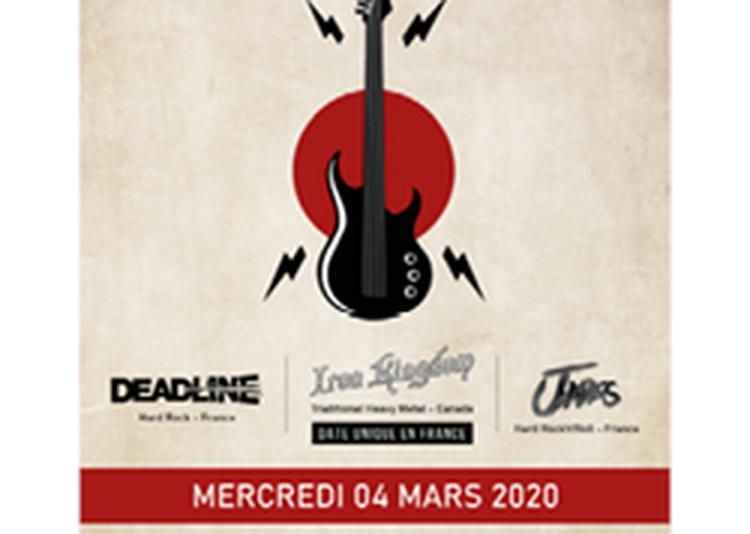 Concert Heavy Hard Rock à Paris 1er