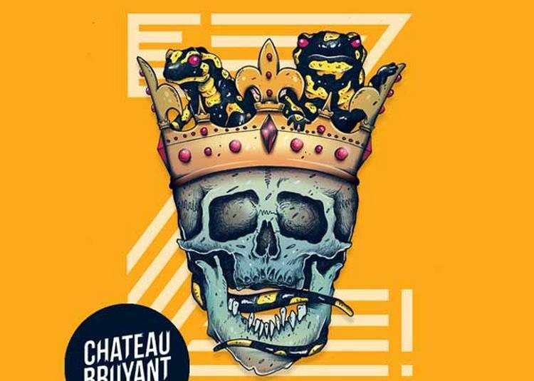 Ez! #71 X Château Bruyant à Villeurbanne
