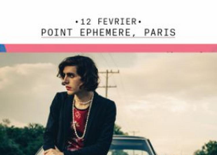 Ezra Furman à Paris 10ème