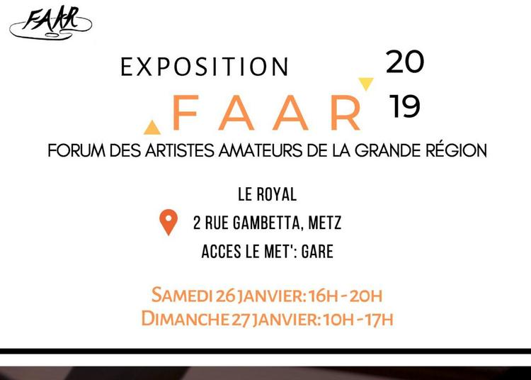 FAAR - Edition 2019 à Metz