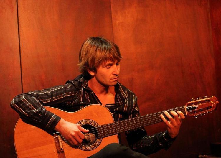 Fabien Lafiandra  créations guitare à Grenoble