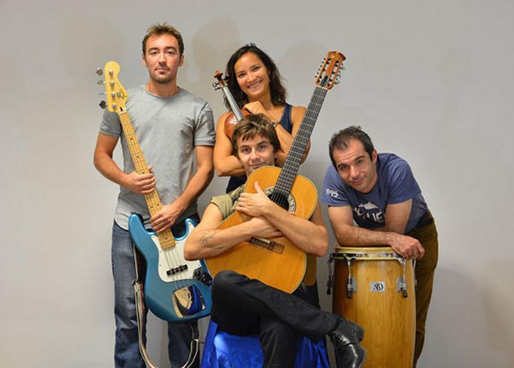 Fabien Lafiandra Trio + à Grenoble