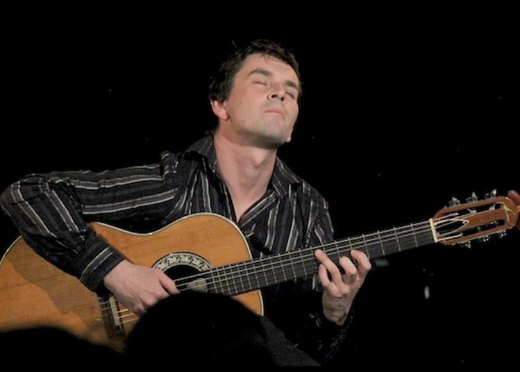 Fabien Lafiandra Trio guitare, cajon, violon : musique du monde à Grenoble
