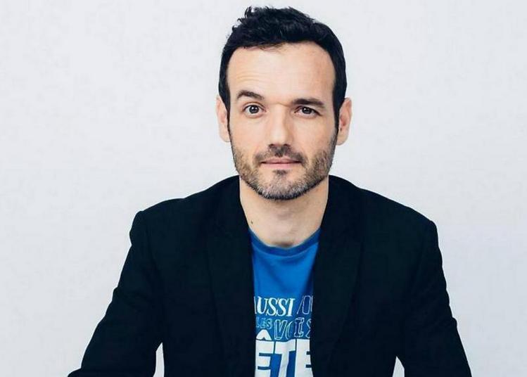 Fabien Olicard à Bourgoin Jallieu