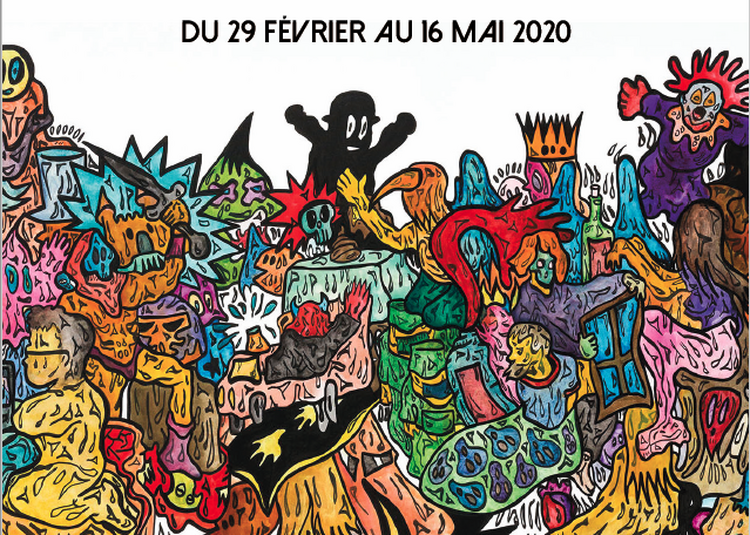 Fabien Verschaere :  Welcome in Muxuland à Pont l'Eveque