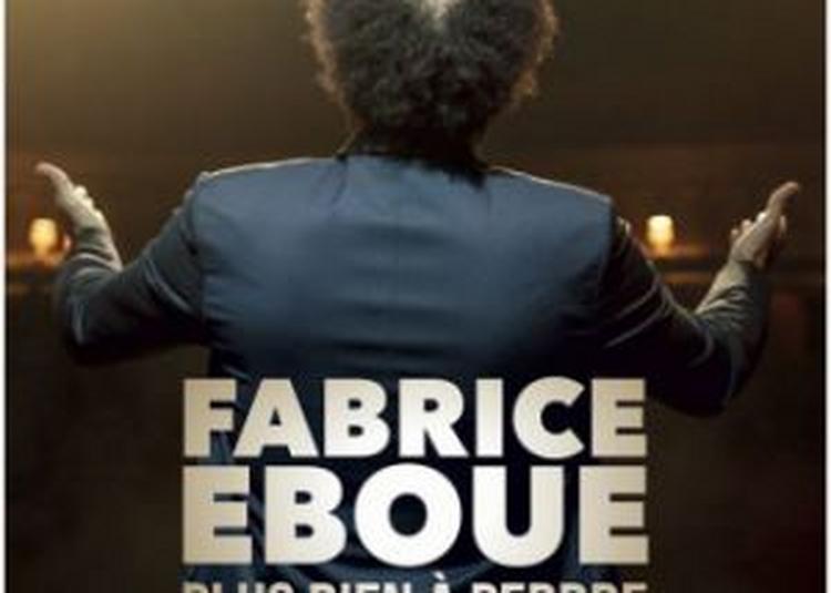 Fabrice Eboue à Joue les Tours