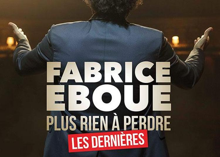Fabrice Eboue à Quimper