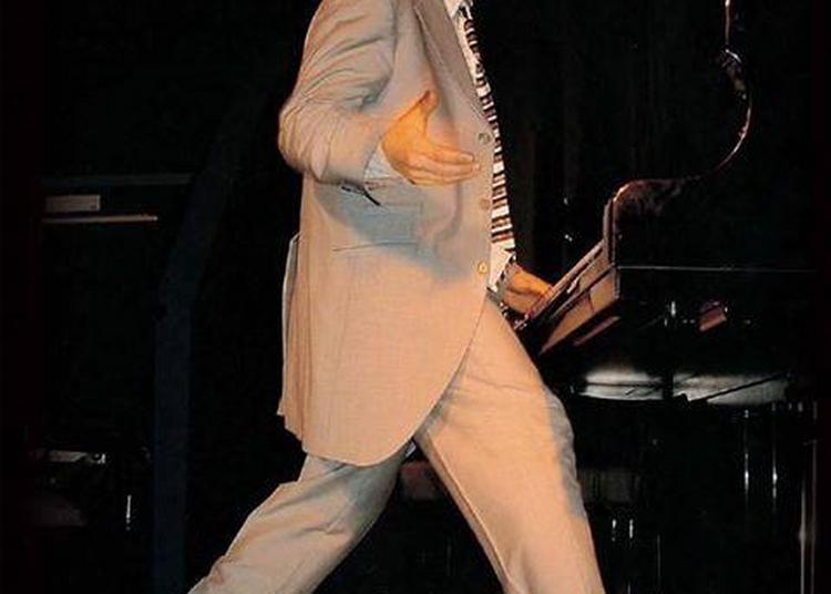 Fabrice Eulry Piano Solo à Paris 5ème