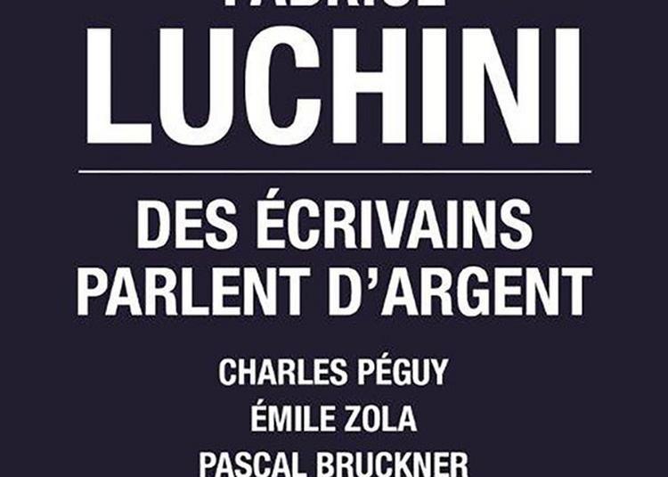 Fabrice Luchini à Paris 14ème