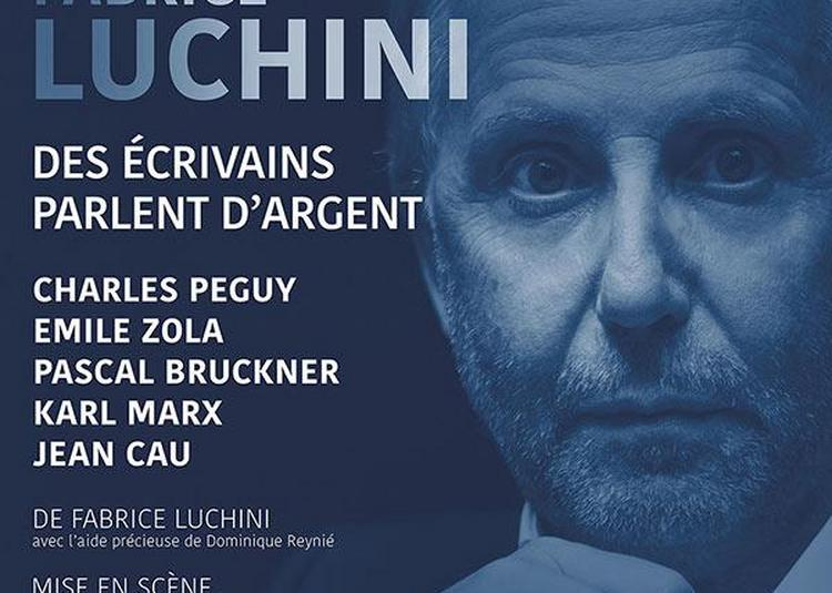 Fabrice Luchini à Paris 9ème