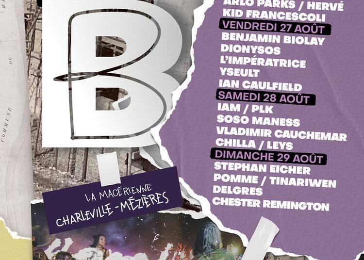 Face B / Still A-live: Dimanche - Pass Dimanche à Charleville Mezieres