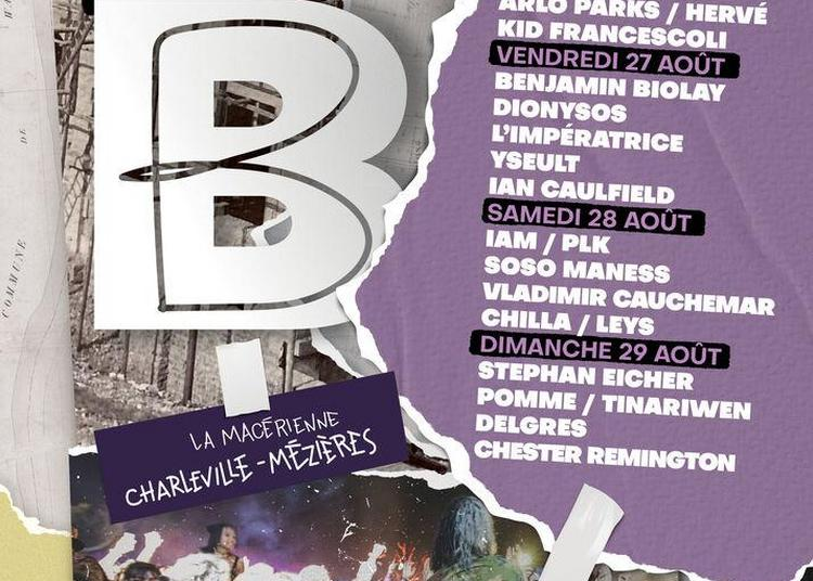 Face B / Still A-live  : Samedi - Pass Samedi à Charleville Mezieres