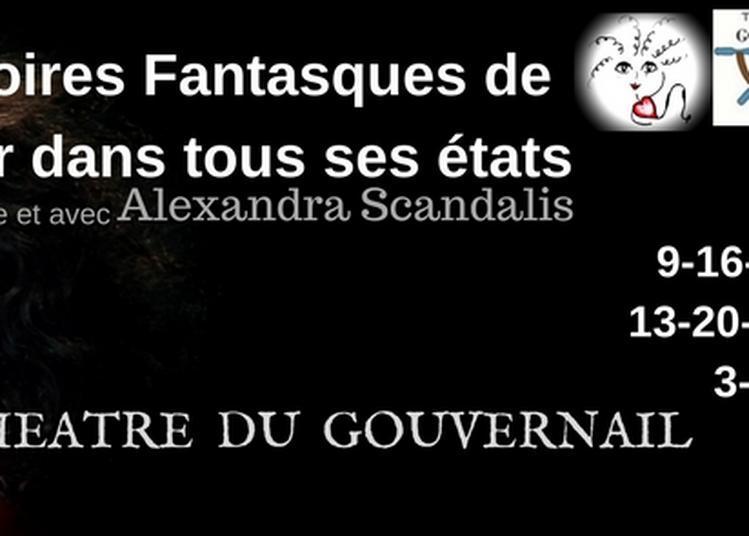 Histoires Fantasques de coeur dans tous ses états à Paris 19ème