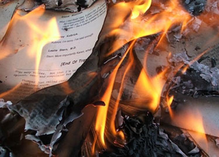 Fahrenheit 451 à Saint Maur des Fosses