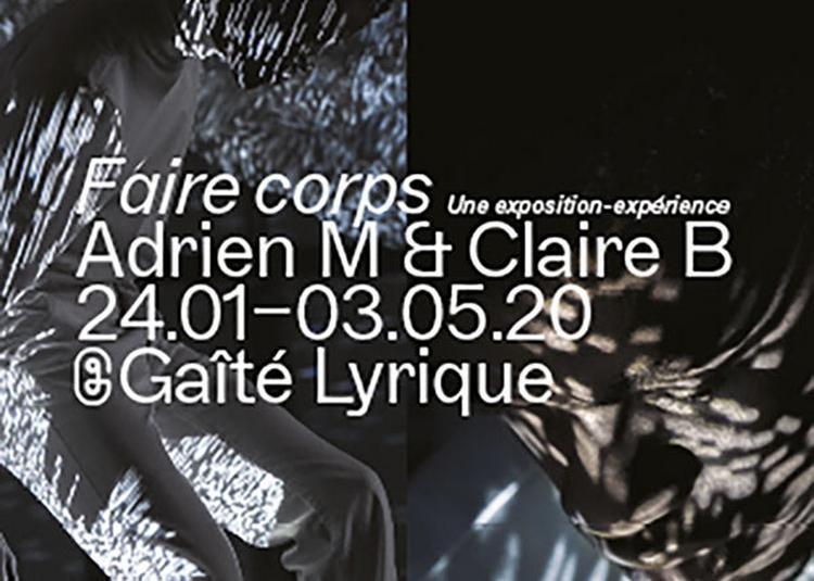 Faire Corps - Adrien M & Claire B à Paris 3ème