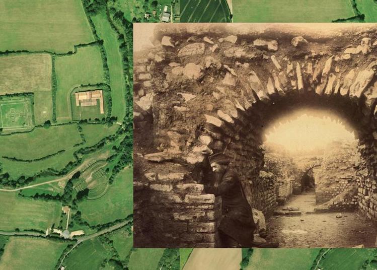 Faire revivre les archives d'un archéologue du XIXe s. : Camille de la Croix à Poitiers
