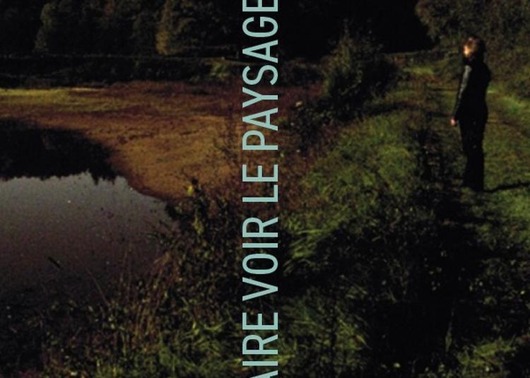 Faire voir le paysage création artistique en milieu naturel à Saint Gervais la Foret