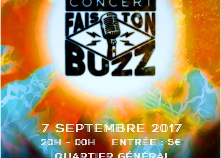 Fais ton buzz 3ème édition à Paris 11ème