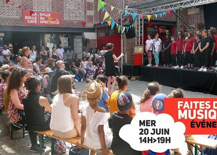 Faites de la musique ! à Lille